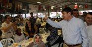 Büyükşehir, Döşemealtı'nda iftar verdi