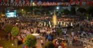 Büyükşehir'den Demre'de iftar yemeği