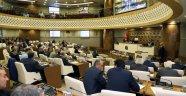 Büyükşehir'in bütçesi belirlendi