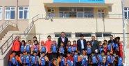 Büyükşehir'in spora desteği sürüyor