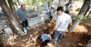 Cenaze hizmetleri ekipleri aralıksız çalışıyor