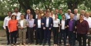 CHP, İlçe başkanlarını topladı