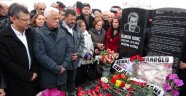 CHP Tunceli eski Milletvekili Kamer Genç, mezarı başında anıldı