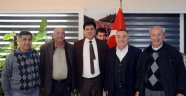CHP'li delegelerden Başkan Gül'e ziyaret