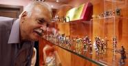 Çocuklardan çok yetişkinlerin ilgisini çeken 'Oyuncak müzesi'