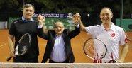 Cumhuriyet Tenis Turnuvası başladı