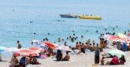 Dikkat ⚠️ Antalya'ya kavurucu sıcaklar geliyor! Antalya hava durumu