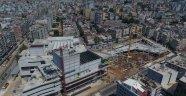 Doğu Garajı Kültür Merkezi Projesi'nde kaba inşaat bitti