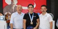 Efe'nin atıcılıkta hedefi olimpiyat şampiyonluğu