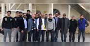 Fenerbahçeli Koray, Antalya'da anıldı