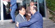 Feslihan'dan Başkan Gül'e veda ziyareti