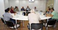 Finike Belediye meclis toplantısı yapıldı
