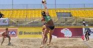 FIVB Plaj Voleybolu Dünya Turu Manavgat etabı başladı