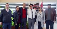 Gençlerden Başkan Gül'e ziyaret