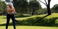 Golf turizminde 2018 güzel başladı