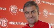 Hamza Hamzaoğlu: Hedefimiz ligi ilk 10 içinde bitirmek