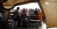 HRW raporuna göre, kız çocuklarının yüzde 60'ı okula gitmiyor