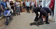 İç çamaşırı mağazasındaki kadınları taciz ettiği iddia edilen 2 kişi serbest kaldı