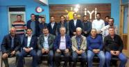 İYİ Parti Korkuteli ilçe yönetimi istifa etti