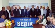 İzzet Yılmaz, Ak Parti'den aday adayı oldu