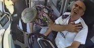 Kalp krizi geçiren otobüs şoförü 'Kimseyi riske atamam' deyip yola devam etmedi