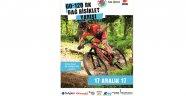 Kepez'de 'Dağ Bisiklet Yarışı'