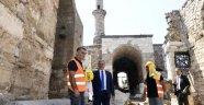 Kesik Minare restore ediliyor