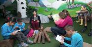 Kitap ve Oyuncak Kütüphanesi'ne yoğun ilgi