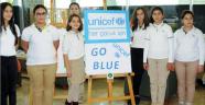 Kolejlilerden 'Dünya Çocuk Hakları Günü'nde resim ve afiş sergisi