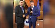 Konyaaltı Sahil Antalya Yaşam Parkı'na uluslararası ödül