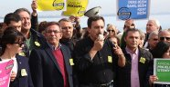 Konyaaltı Sahil Projesi protestosu