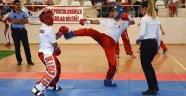 Korkuteli Kick- Boks Turnuvası başladı