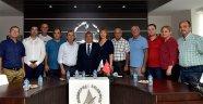 Kosovalı işadamları Muratpaşa'da