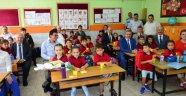 Kumluca'da yeni eğitim öğretim yılı töreni