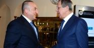 Lavrov, Çavuşoğlu İle Telefon Görüşmesi Yaptı