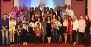 Lise arkadaşları Antalya'da buluştu