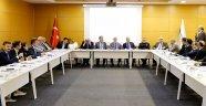 Madde Bağımlılığı Araştırma Komisyonu Antalya'da toplandı