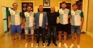 Manavgat Belediyespor'a 4 yeni transfer
