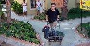 Manavgat'ta müşteri dolu otele icra