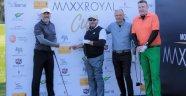 Maxx Royal Cup Golf Turnuvası başladı