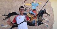 Mete Gazoz, okçulukta ilki başarmak istiyor