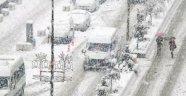 Meteoroloji'den yoğun kar uyarısı! (Antalya hava durumu, Adana hava durumu, Bursa hava durumu, Ankara hava durumu, İstanbul hava durumu)