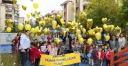 Miniklerden 'Engelliler Günü' etkinliği