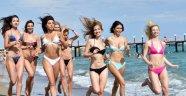 Miss Tourism Eurasia güzelleri kampta