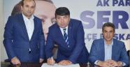 Muhtar Aksu, Ak Parti'den aday adayı oldu