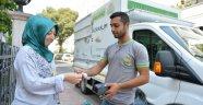 Muratpaşa, Çevreci Komşu Kart'la kazanıyor