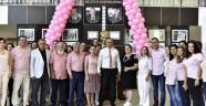 Muratpaşa'da meme kanserine dikkat çekildi