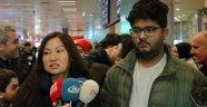 Myanmar'da gözaltına alınan TRT World ekibi Türkiye'de