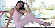 Nilay Erocak, Miss Turkey'e hazırlanıyor