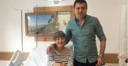 Norveçli turist Kemer'de ameliyat oldu